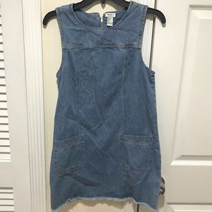 Forever 21 Jean Dress with Pockets
